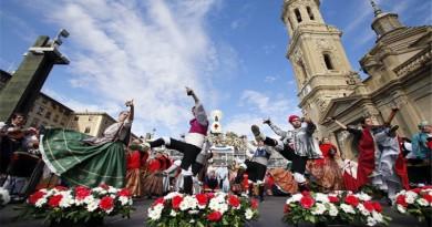 萨拉戈萨:节日和民俗Fiestas y Folclore