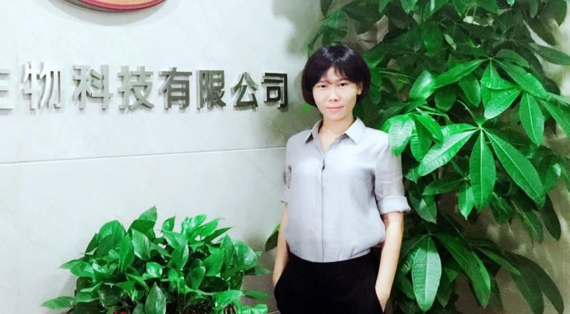 会员风采:陈小丽