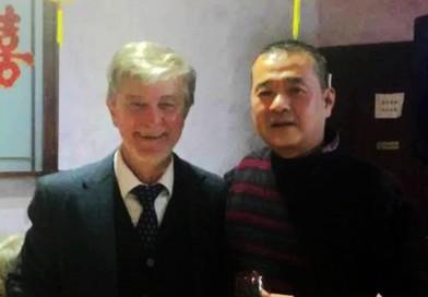张毅荣——创始会议人之一